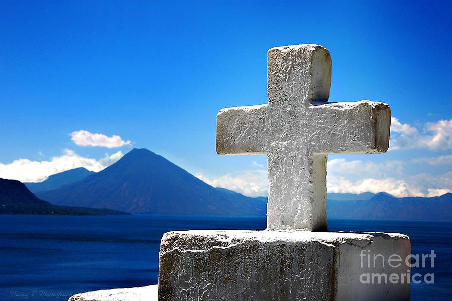 Lago De Atitlan Photograph