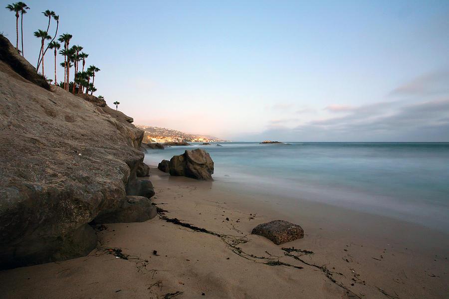 Laguna Beach Photograph - Laguna Beach Coast by Doug Dailey