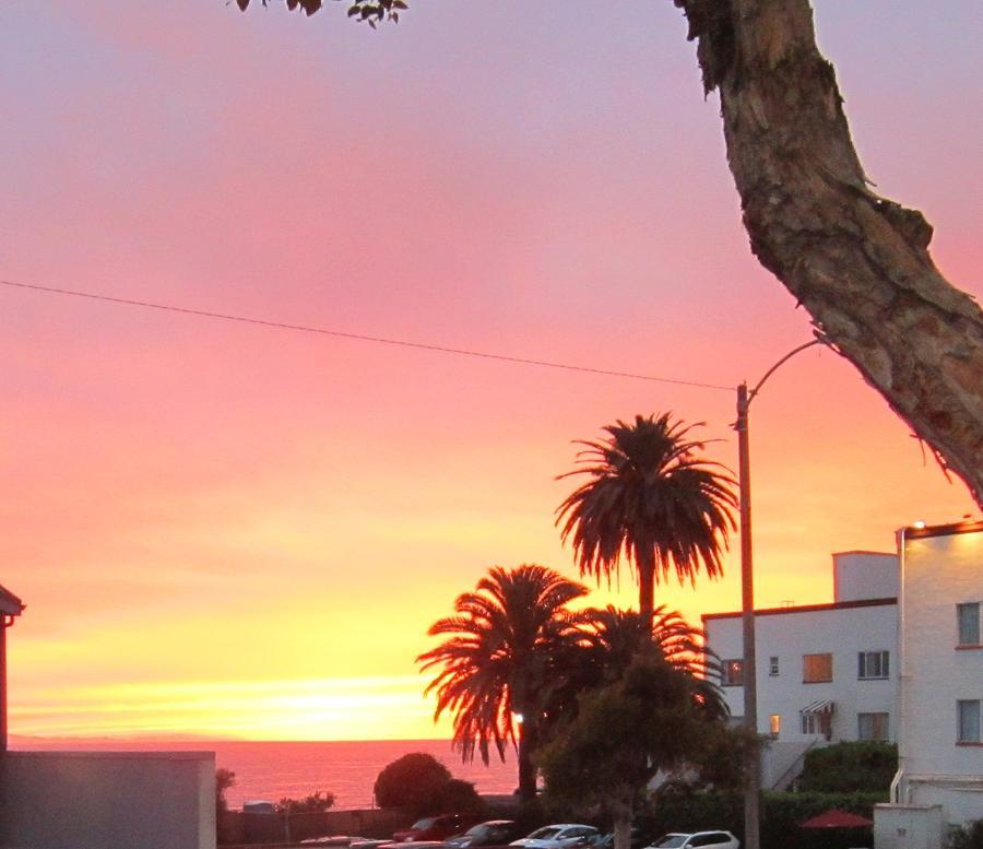 Laguna Sunset 2015 Photograph