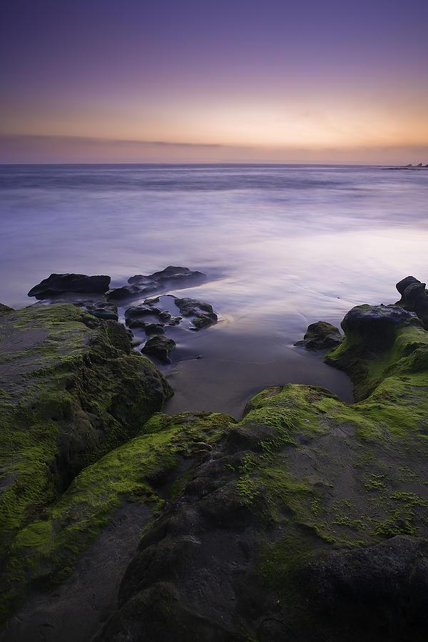 Ocean Photograph - Laguna Sunset by Doug Dailey