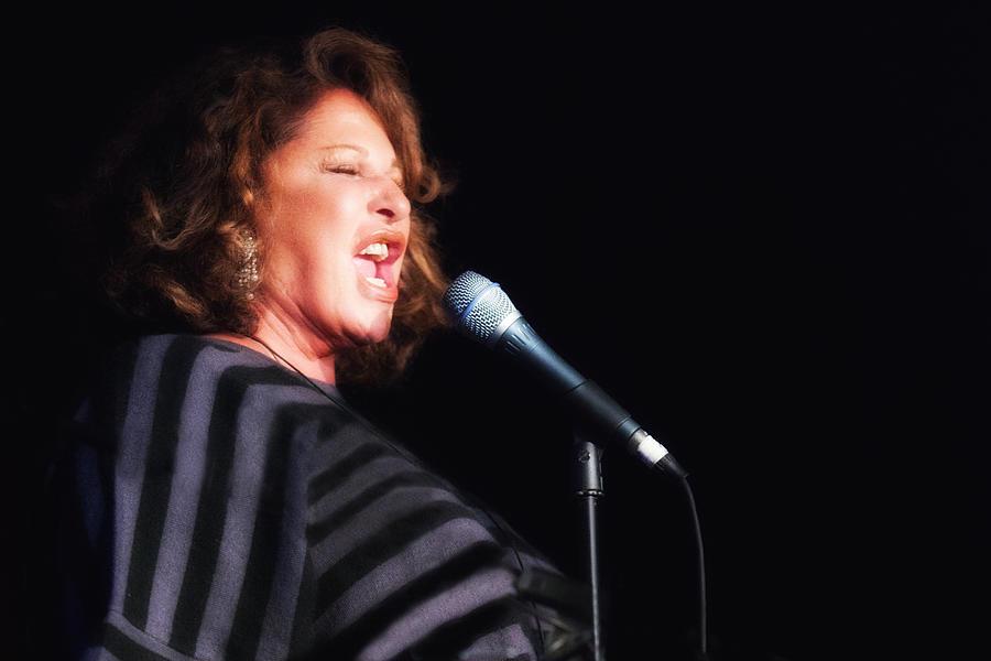 Jazz Photograph - Lainie Kazan by Dailey Pike