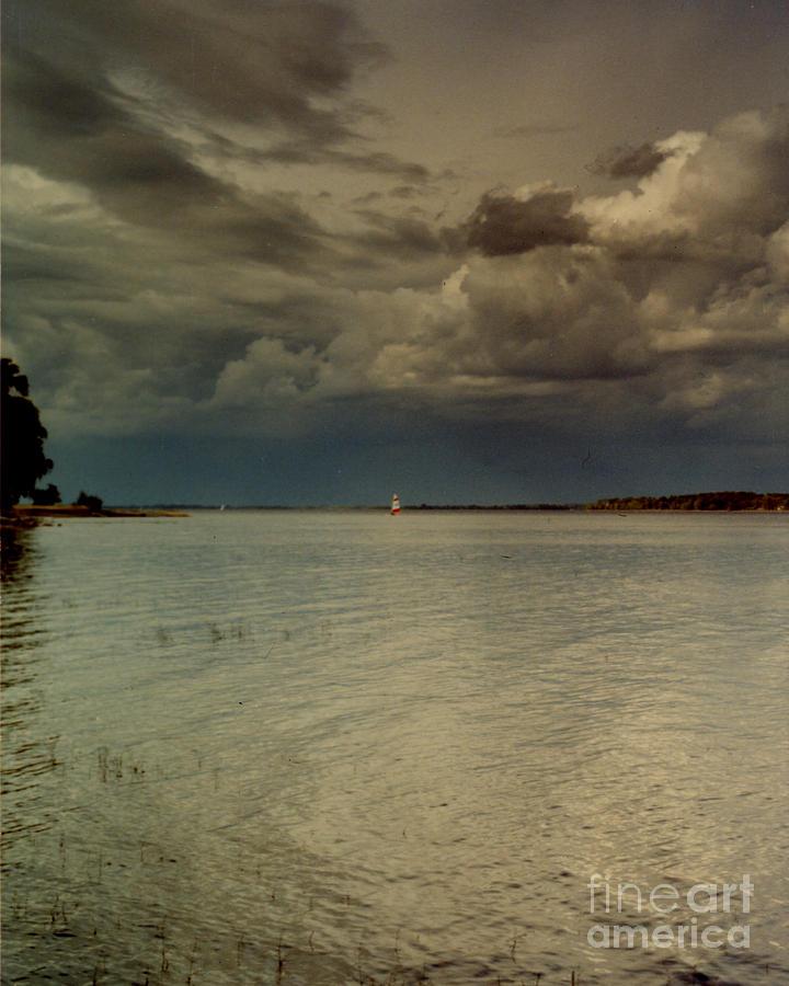 Lake Photograph - Lake Champlain by Nancie Johnson
