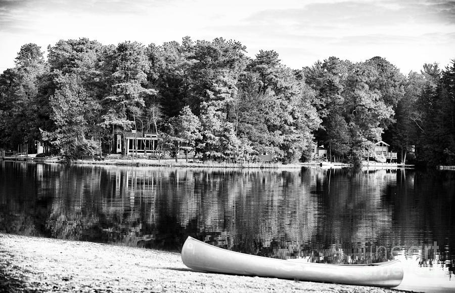 Lake Photograph - Lake Day by John Rizzuto