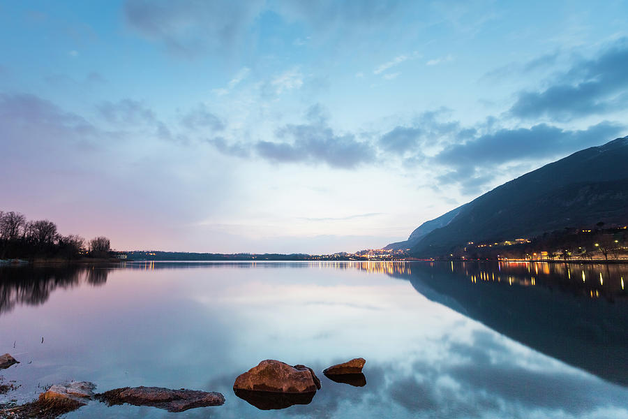 Lake Photograph by Deimagine