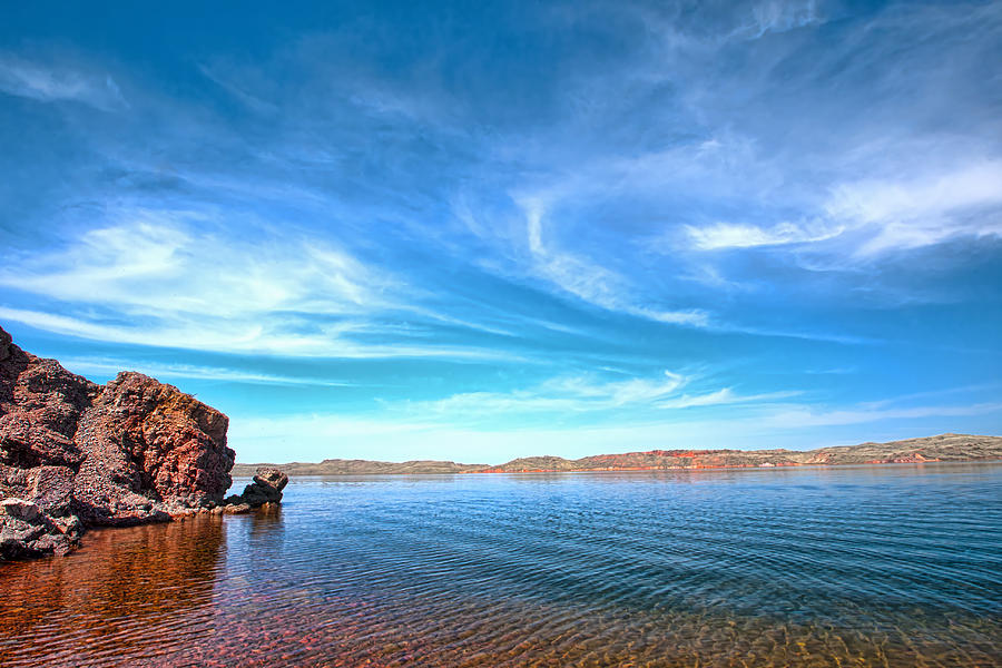 Lake Desmet Photograph - Lake Desmet by Jana Thompson