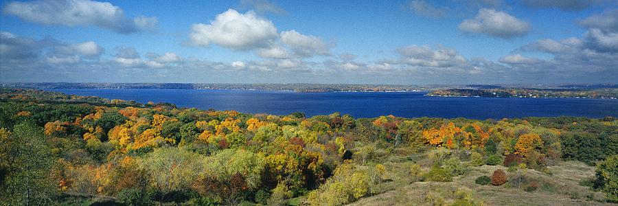 Majestic - Lake Geneva Wisconsin by Bruce Thompson