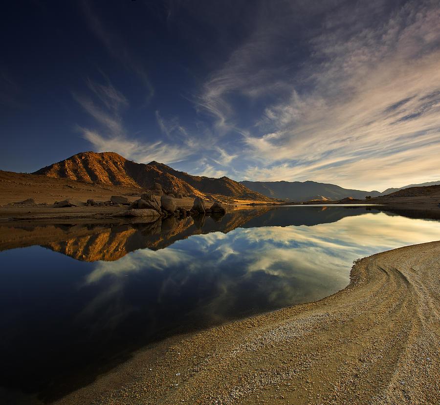 Orias Photograph - Lake Isabella  MG_8082 by David Orias
