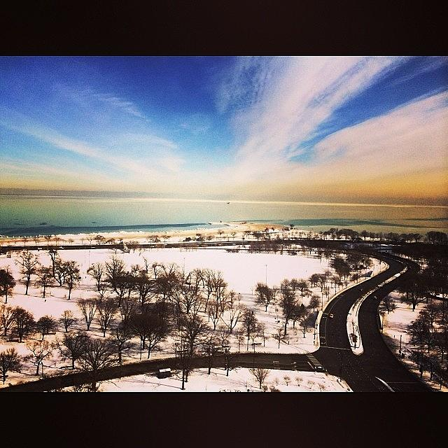 Chicago Photograph - Lake Michigan Not The Tropical by Jennifer Gaida