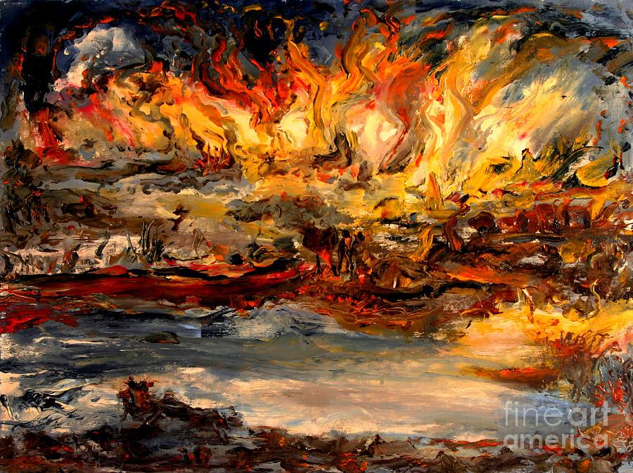 Arthur Wood Paintings
