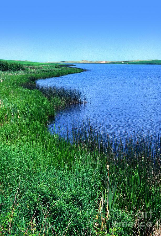 Prince Edward Island Photograph - Lake Of The Shining Waters by Thomas R Fletcher