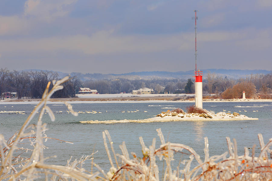 Lake Ontario In Winter Photograph by Louise Heusinkveld