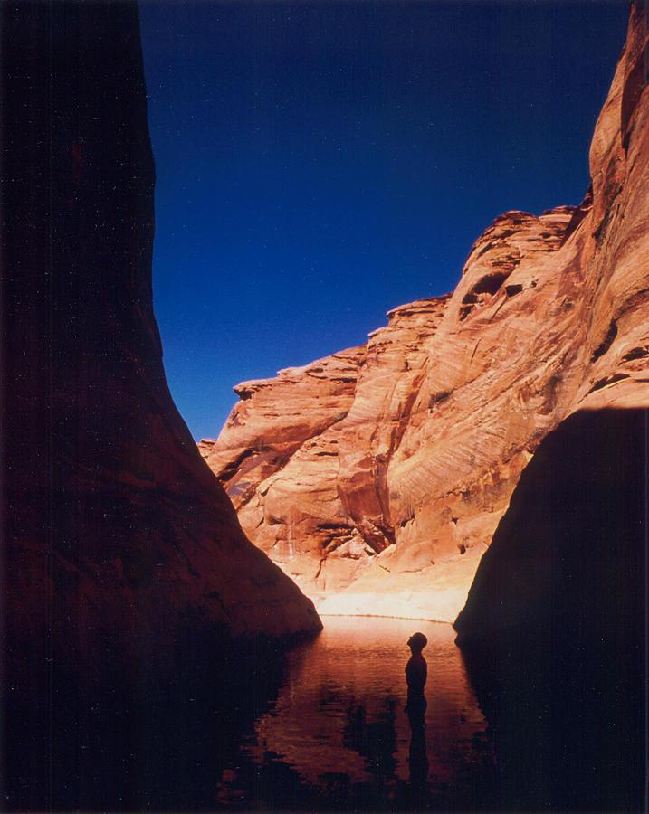 Arizona Photograph - Lake Powell 1 by Sean LungMyers