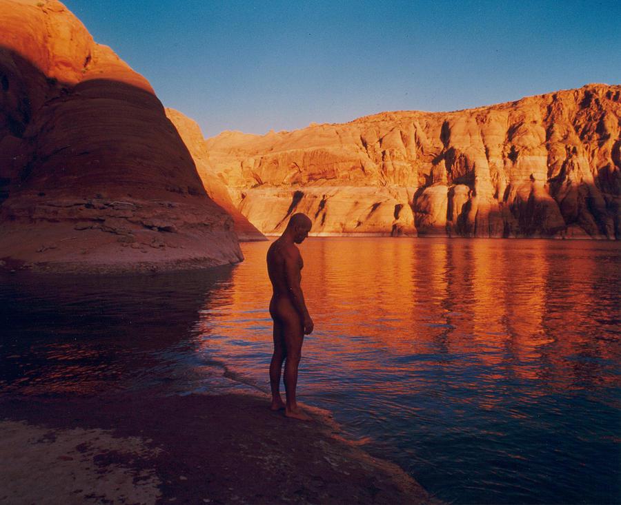 Arizona Photograph - Lake Powell 3 by Sean LungMyers