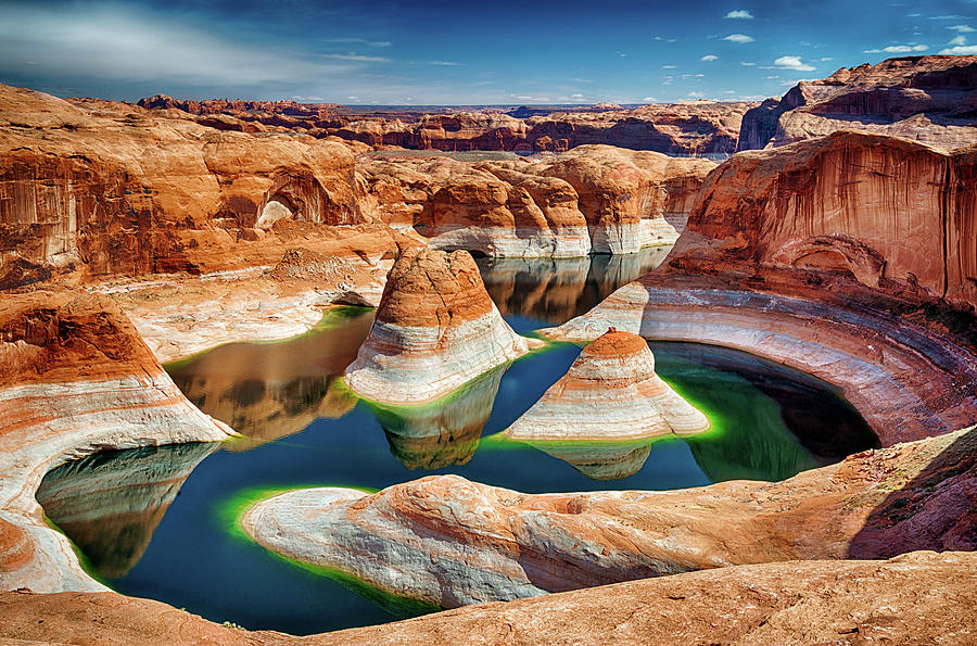 Lake Powell Photograph by Chen Su
