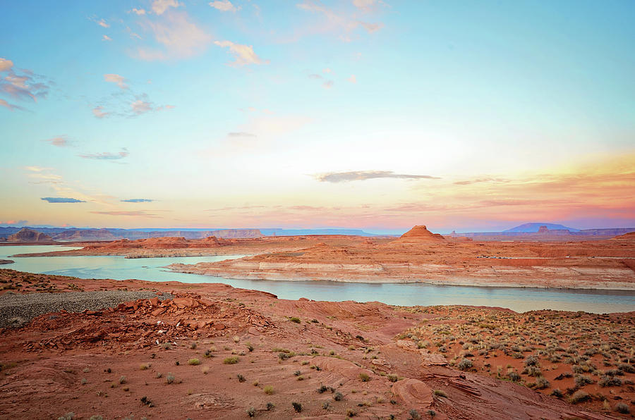 Lake Powell Photograph by Dhmig Photography