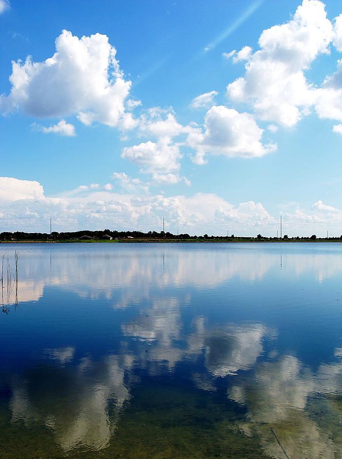 Landscape Photograph - Lake Sears 000 by Chris Mercer