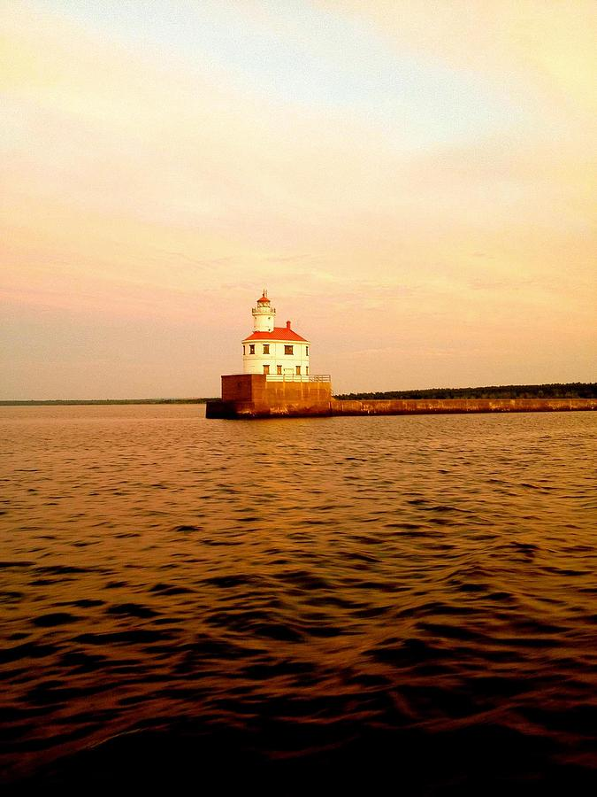 Beautiful Photograph - Lake Superior Serenity  by Danielle  Broussard