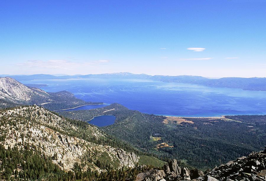 California Photograph - Lake Tahoe, California by David Weintraub
