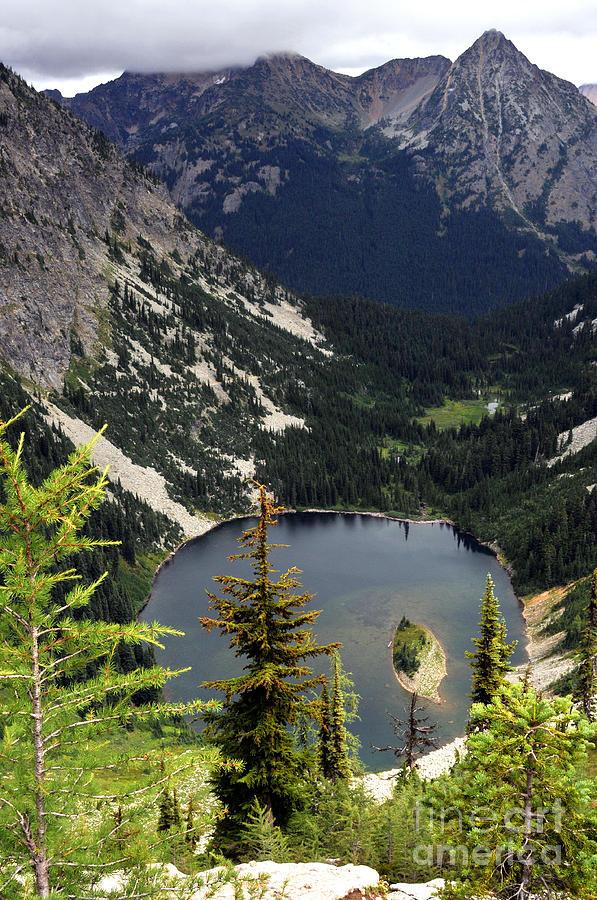 Lake View Photograph
