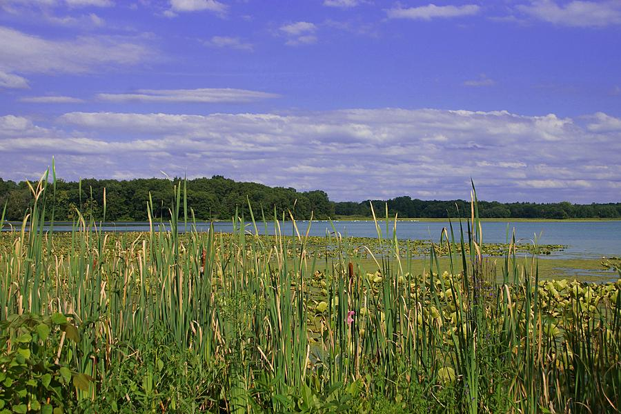 Lakes Photograph - Lakes Of Indiana by Thomas Fouch