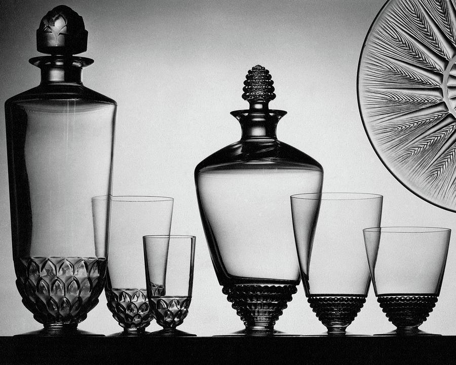 Lalique Glassware Photograph by The 3