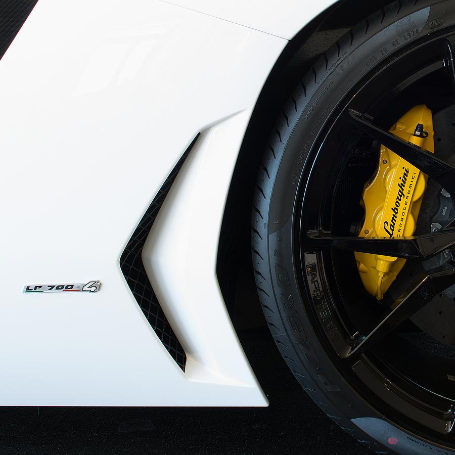2015 Lamborghini Aventador LP700 4 by Rospotte Photography