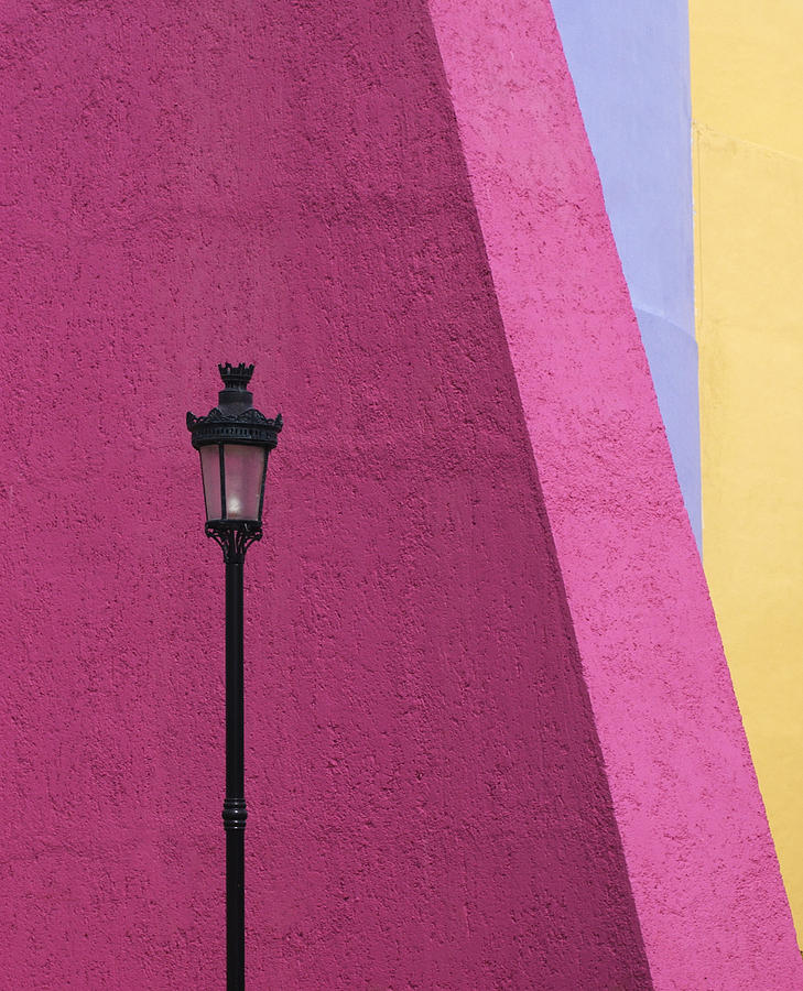 Lamp Photograph - Lamp Post by Claudio Bacinello