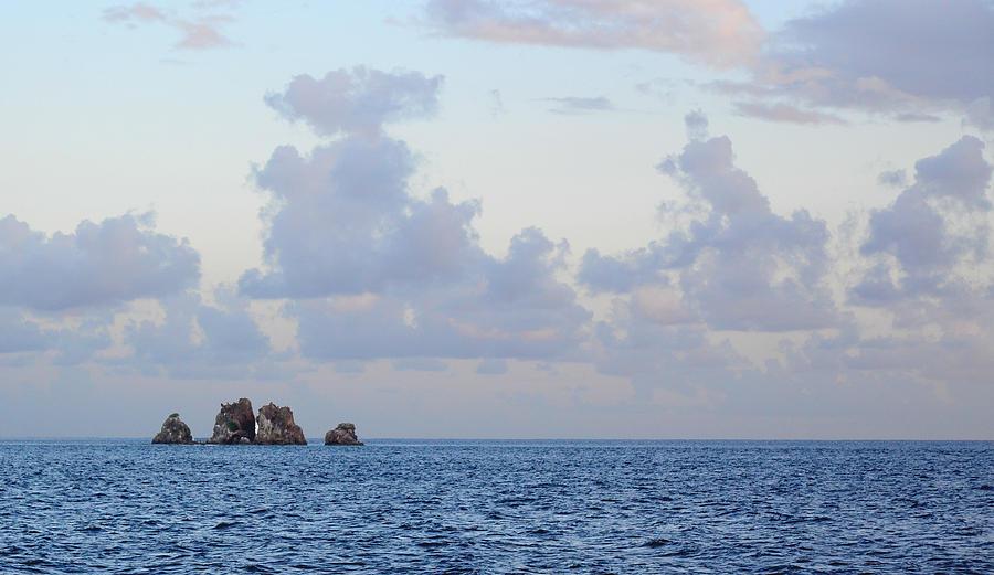Island Photograph - Land Ho by    Michael Glenn