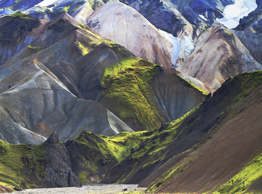 Landmannalaugar Iceland Photograph by Sverrir Thorolfsson Iceland