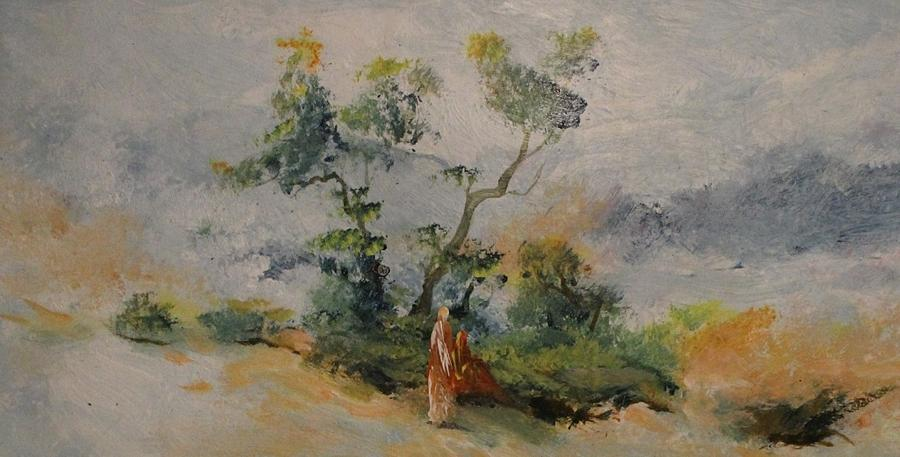 Paintings Painting - Landscape 3654 by Sir