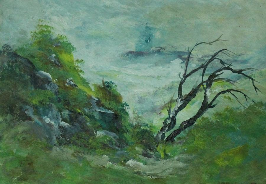 Paintings Painting - Landscape 57676 by Sir