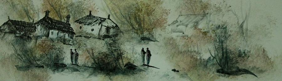 Paintings Painting - Landscape 65e4 by Sir