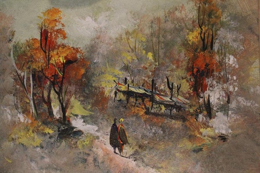 Paintings Painting - Landscape 6755 by Sir