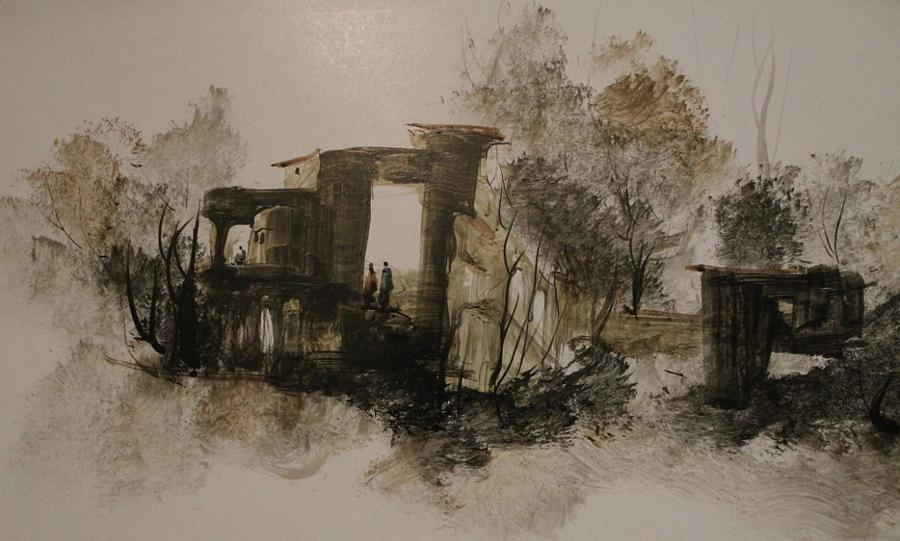 Paintings Painting - Landscape 9485 by Sir