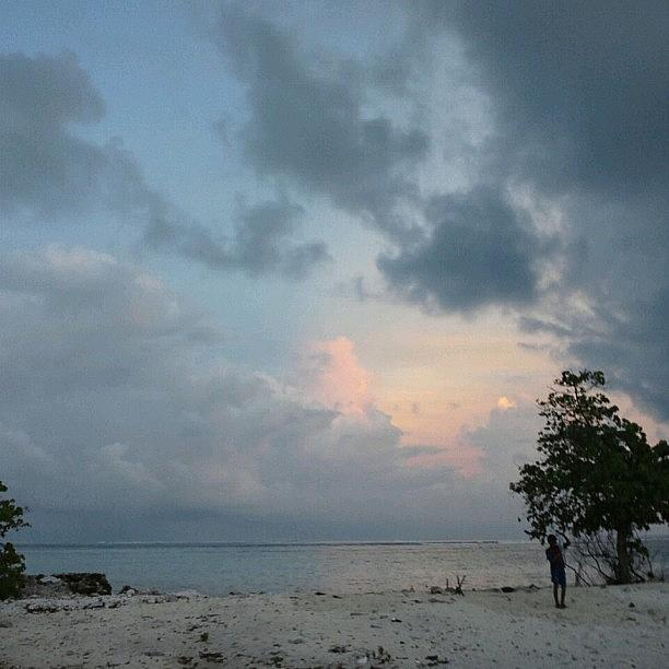 Maldives Photograph - #landscape #maldives by Tokyo Sanpopo