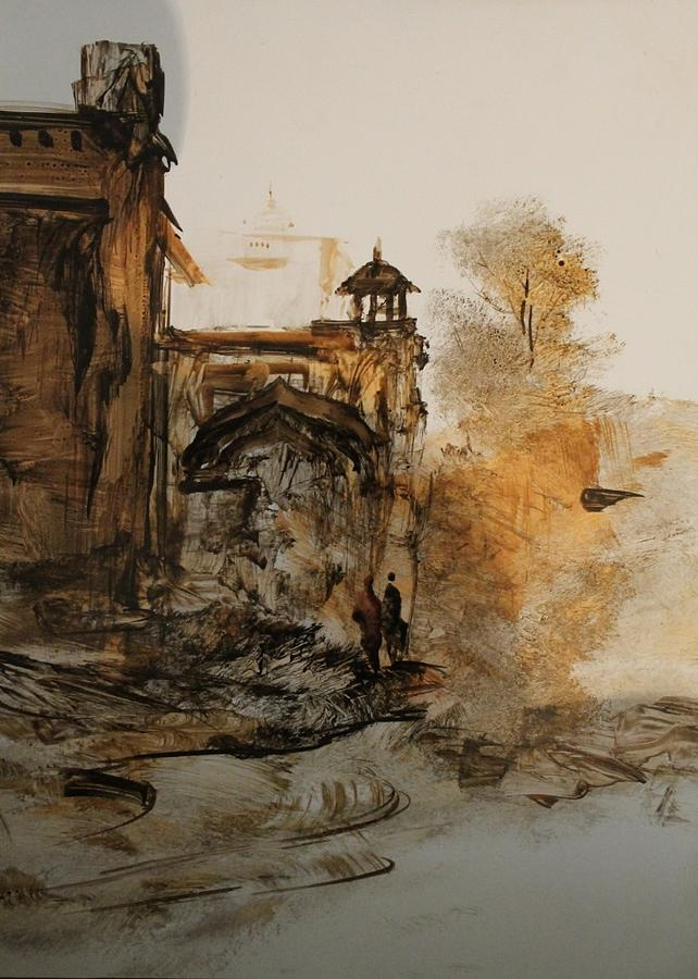 Paintings Painting - Landscape Painting 8655 by Sir