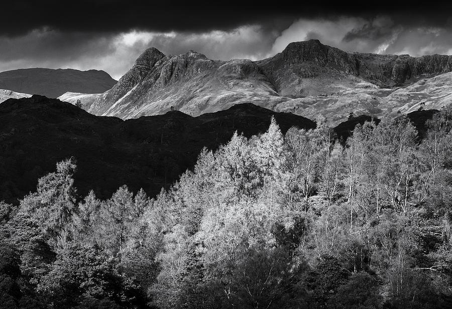 Langdale Pikes Photograph