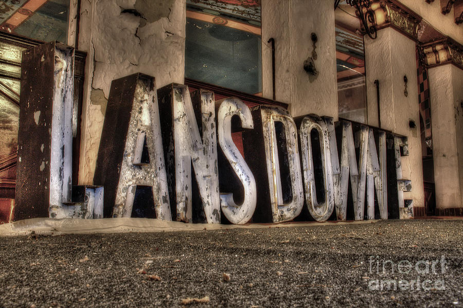 Lansdowne Theater by Morbid Images