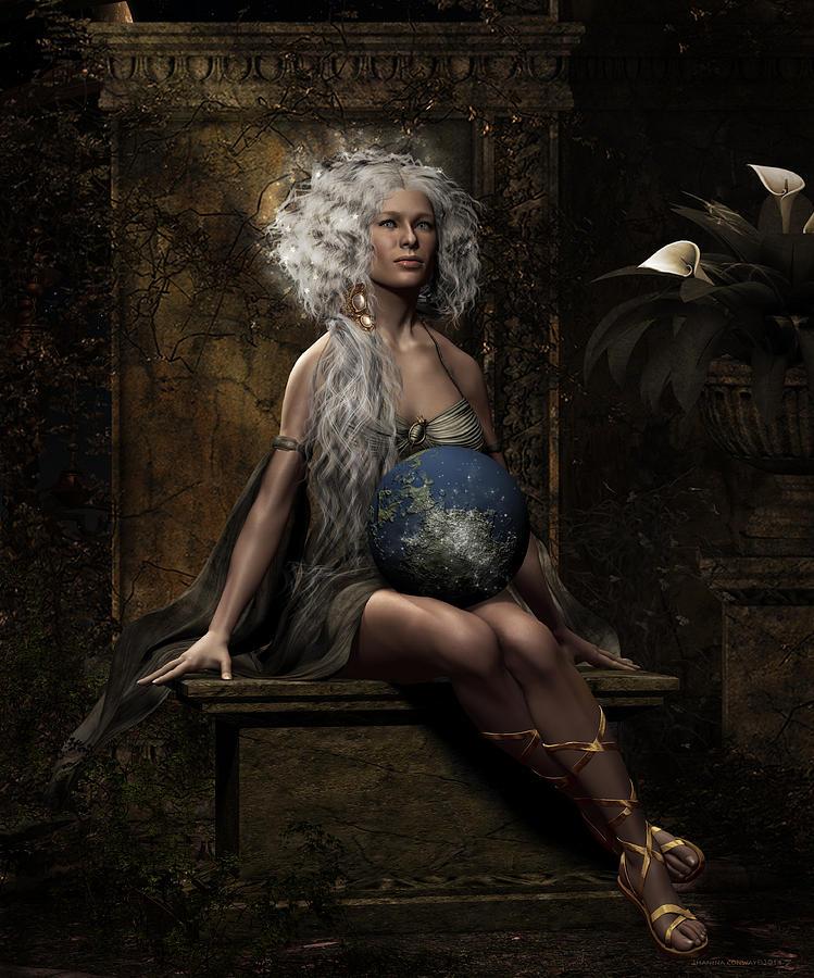 americas digital goddess - 749×900