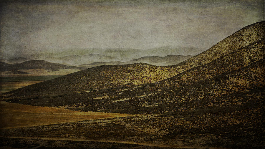 Hills Photograph - Las Colinas - The Hills by Donna Miller