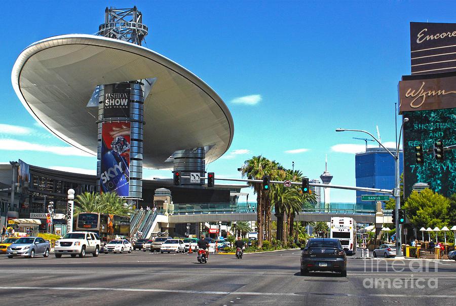 Las Vegas Photograph - Las Vegas by Gregory Dyer