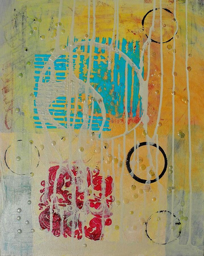 Wax Mixed Media - Last Call by Sue McElligott