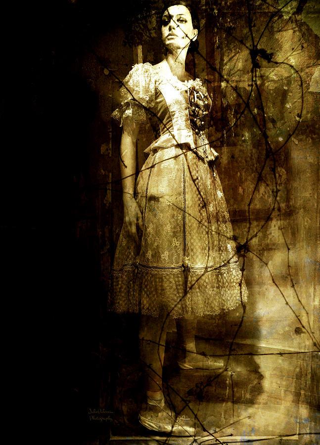 Female Photograph - Last Dance by Julie Palencia