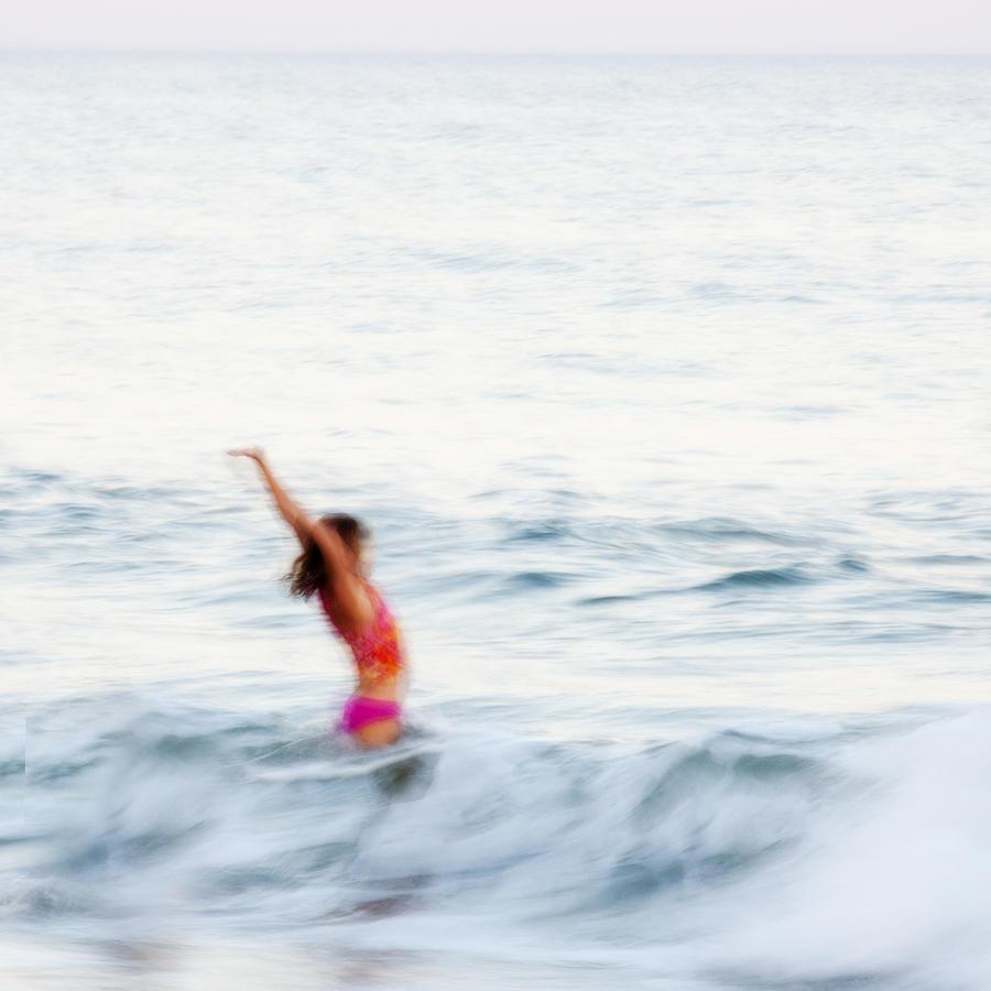 Girl Photograph - Last Days Of Summer by Carol Leigh