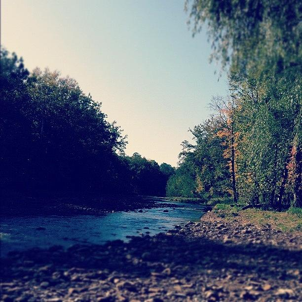 Water Photograph - Last Vestiges by J Telischak