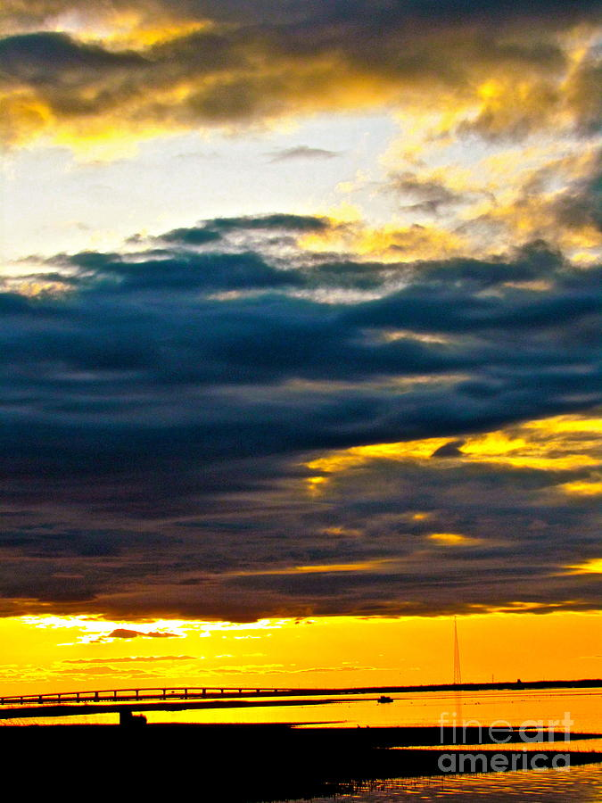 Sunsets Photograph - Last Wish by Qs House of Art ArtandFinePhotography