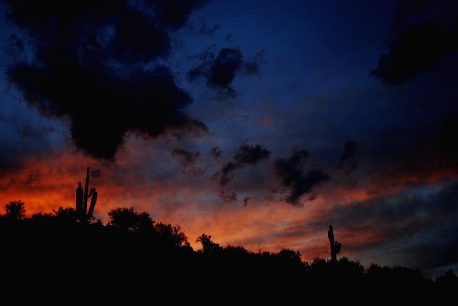 Sunset Photograph - Late Sky by Alfredo Martinez