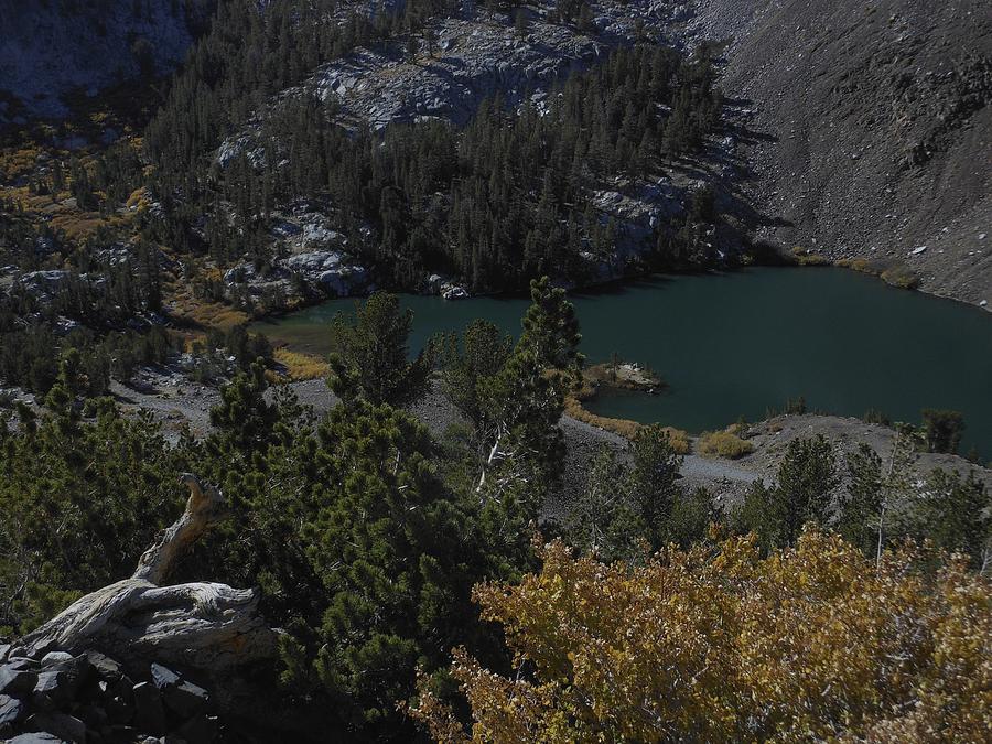 Laurel Lake Fall Color by Don Kreuter