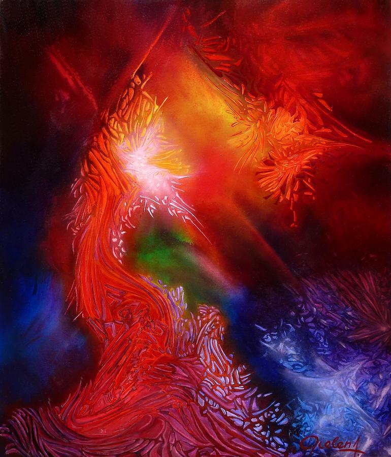 Le Dernier Des Fous Painting by Bielen Andre