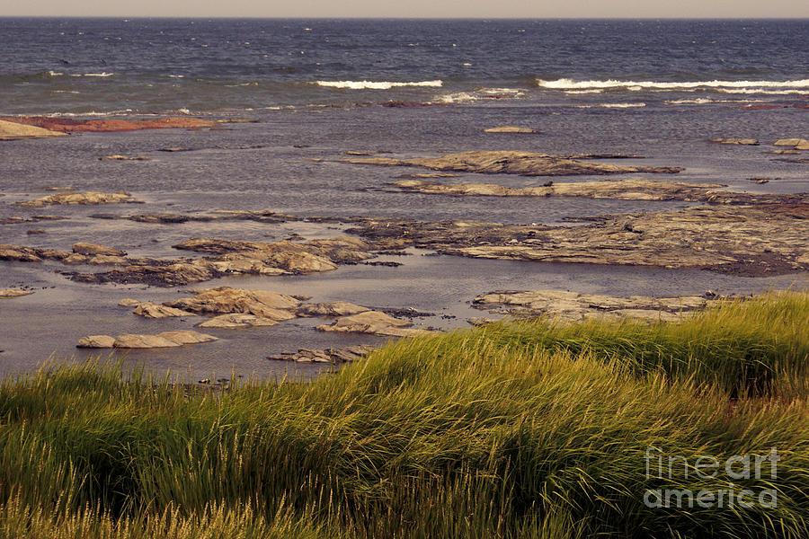 Seascape Photograph - Le Temps Entre Parenthese by Aimelle